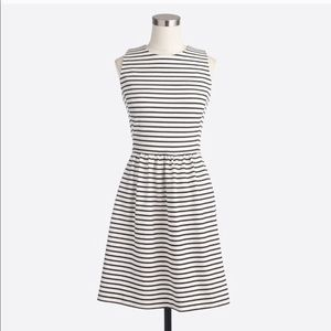 J.Crew Factory Striped daybreak Dress sz S